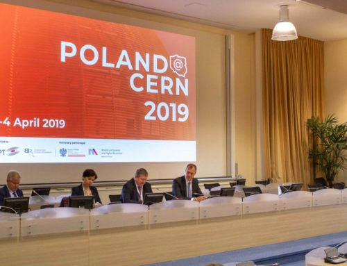Thank you for participation in Poland@CERN 2019!