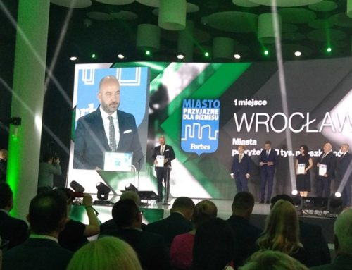 Wrocław as the most business-friendly city