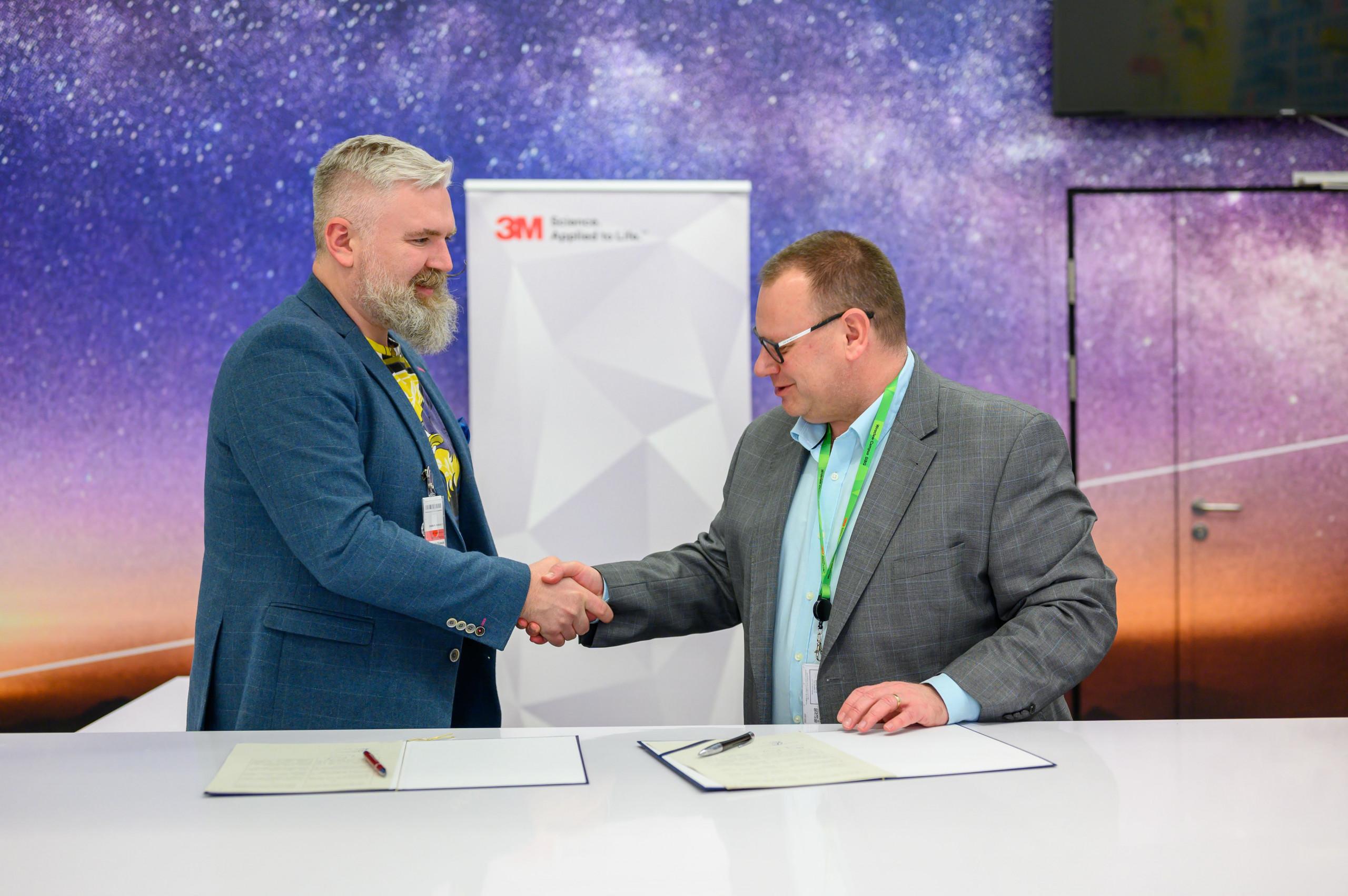 Ponad 20 firm dołączyło do platformy współpracy WPT i 3M