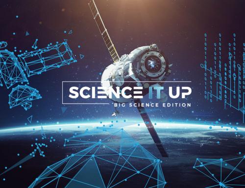 Weź udział w webinarach ScienceITup!