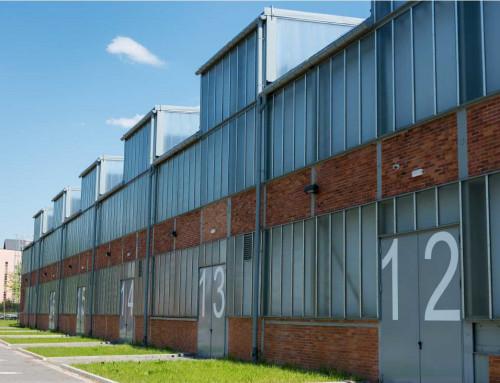 Historia hali Nowa 7, czyli jak historyczny obiekt zmienił się w nowoczesne zaplecze dla przemysłu