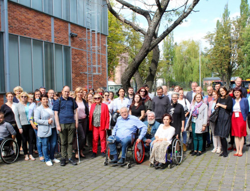 Business without barriers in the Wrocław Technology Park