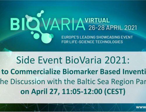 Zapraszamy do dyskusji o IVD na BioVaria Virtual
