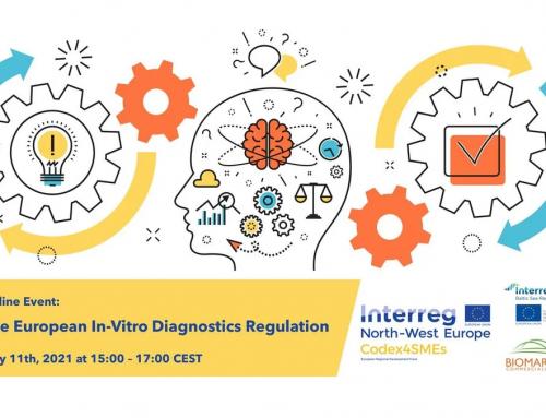 Online event: The European in-vitro diagnostics regulation