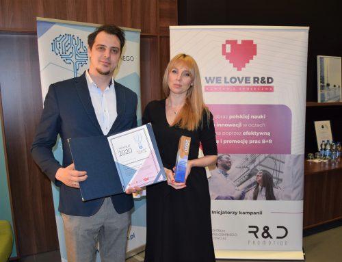 WPT laureatem V edycji Polskiej Nagrody Inteligentnego Rozwoju!