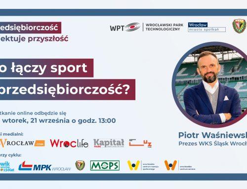 Sprawdź, co łączy sport i przedsiębiorczość!